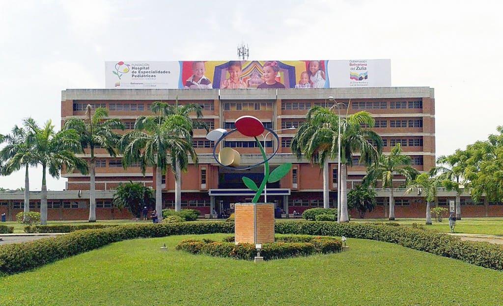 Banesco aportó Bs. 6,86 millones al Hospital de Especialidades Pediátricas