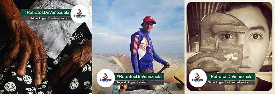 Fotos Ganadoras del III Concurso de Fotografía Móvil #RetratosDeVenezuela