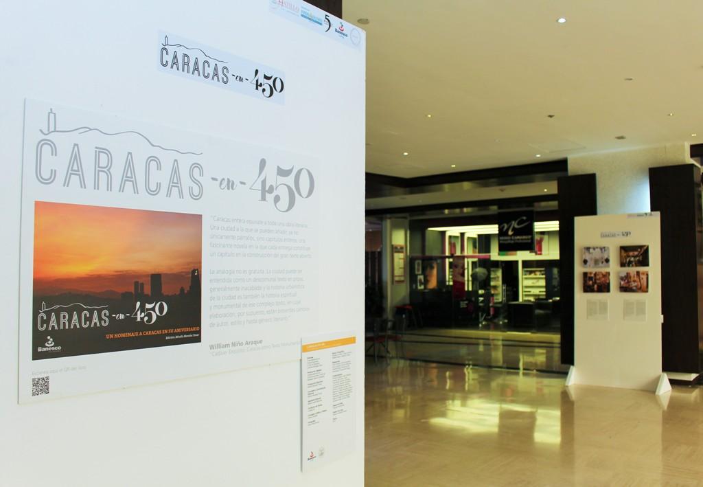 Exposicion fotografica Caracas en 450