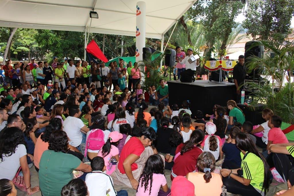 Banesco Inversion Social 2016 Jornadas Familiares