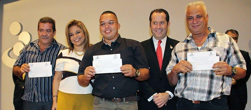 Banesco dio a conocer los ganadores de la tercera edición del Premio Empresario Banca Comunitaria