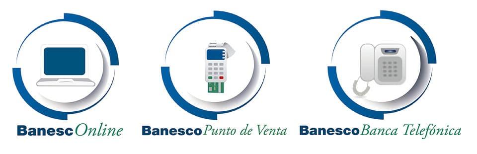 Canales Elctrónicos | Banesco registró más de 3 mil millones de transacciones a través de sus canales electrónicos en 2016