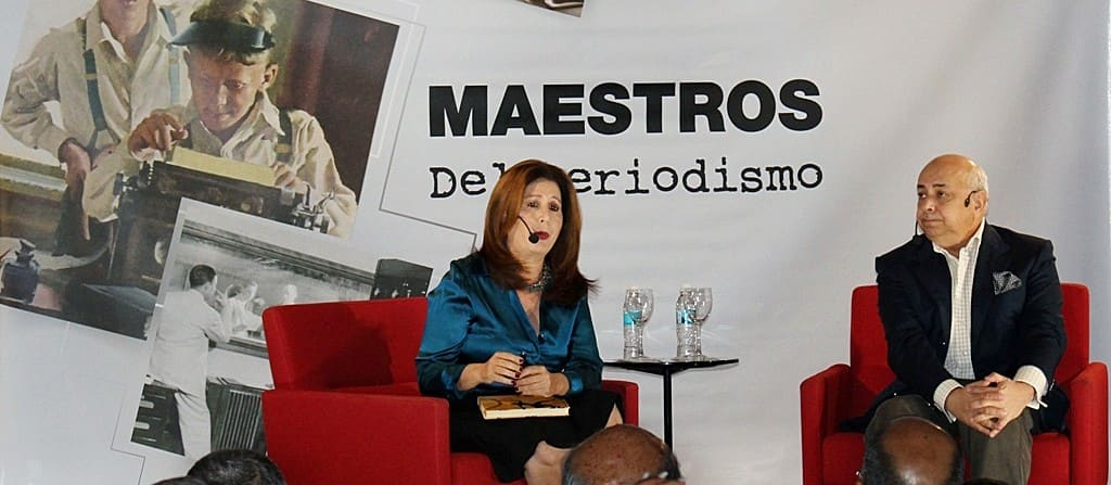 César Miguel Rondón: El periodismo me hace feliz