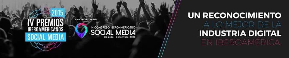 #GenteQueEmprende de Banesco es finalista en los IV Premios Iberoamericanos de Social Media