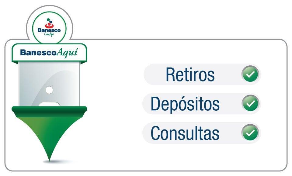 Red de corresponsales no bancarios de Banesco cuenta con 488 comercios con puntos BanescoAquí
