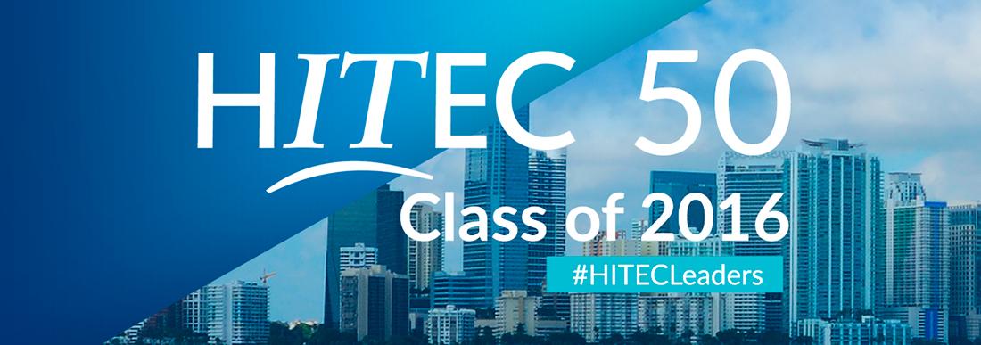 Sergio Saggese, director corporativo de Banesco recibió su reconocimiento de HITEC