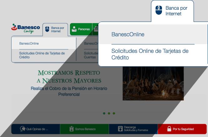 Acceso a la banca en línea