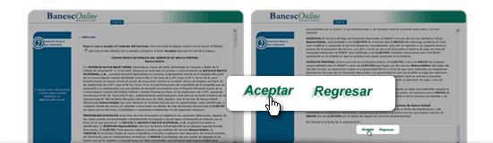 Condiciones del servicio de banca  en línea