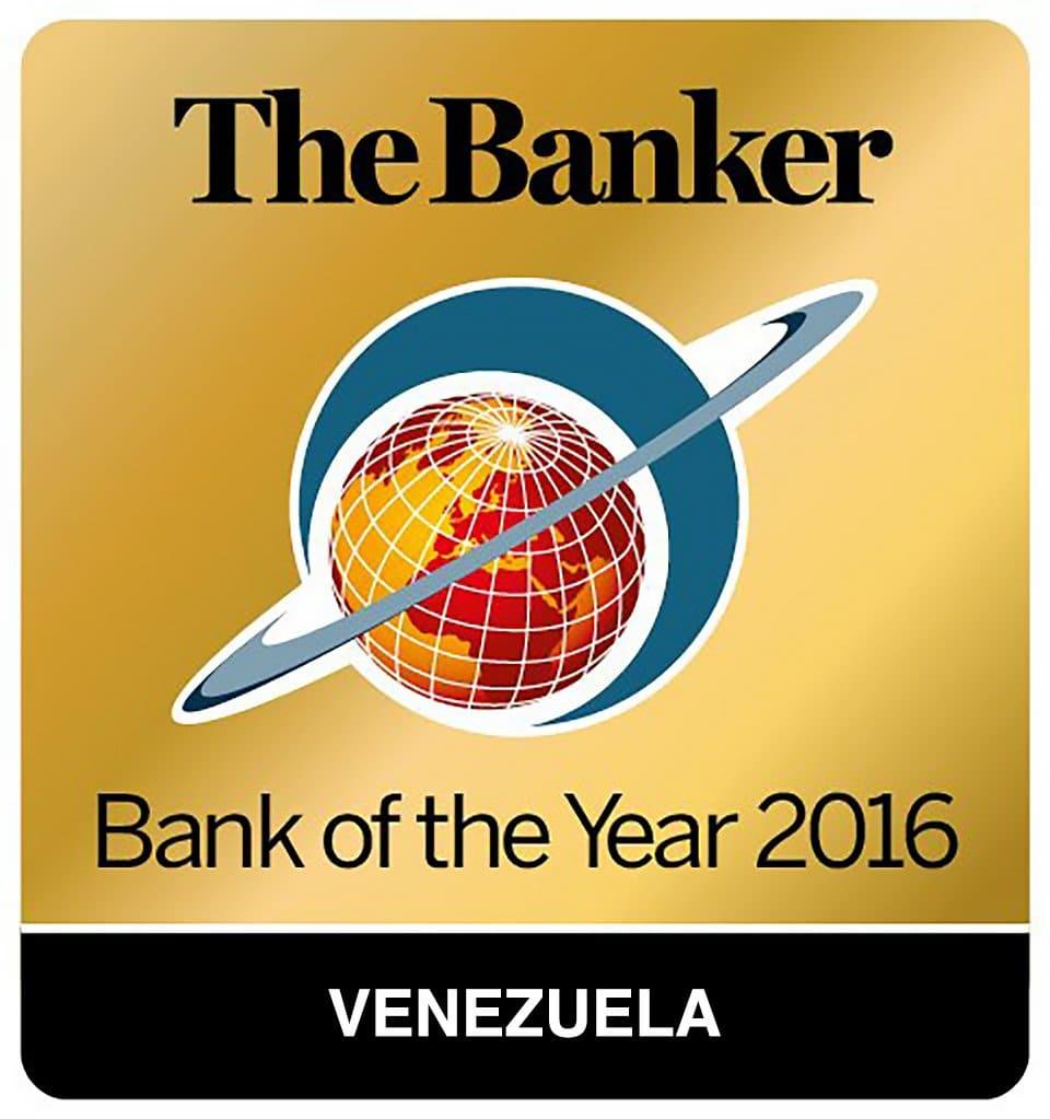 The Banker escogió a Banesco como Banco del Año en Venezuela