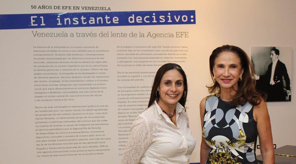 Exposición fotográfica captura 50 años de hechos y personajes venezolanos