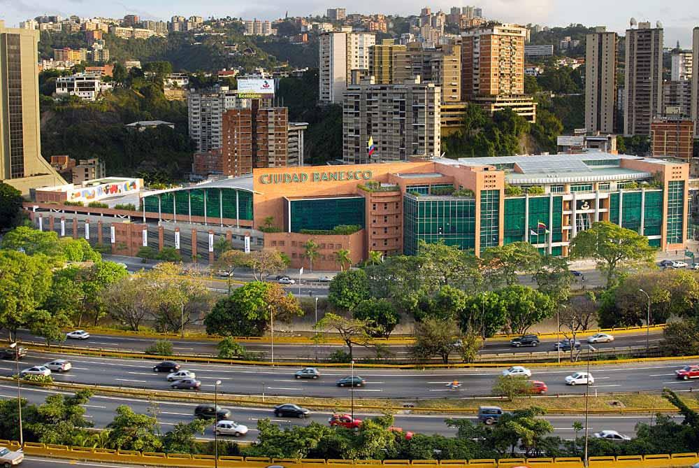 Foto Ciudad Banesco Caracas Venezuela
