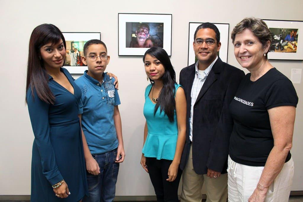 Ganadores del XI Concurso fotográfico sobre discapacidad