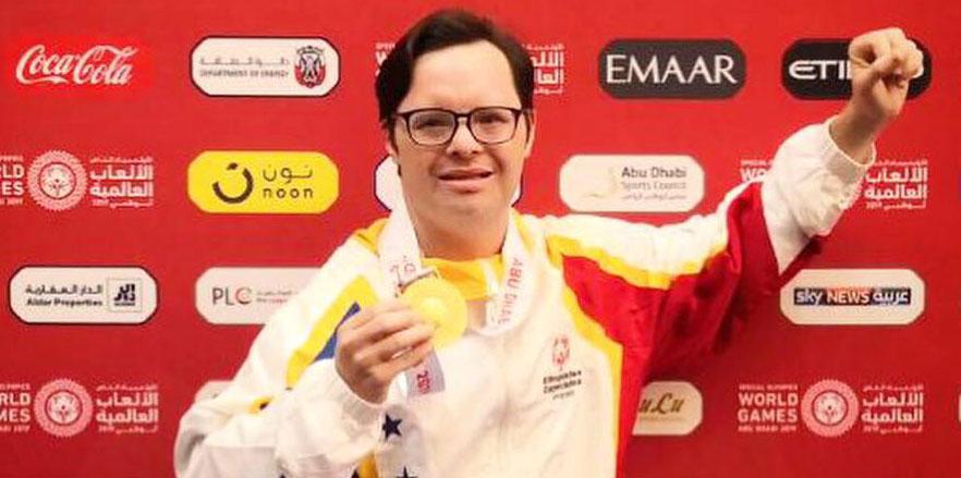 Olimpiadas Especiales Abu Dabi 2019