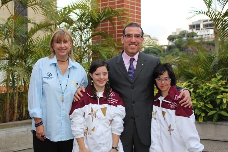 Dos Ciudadanas Banesco representarán a Venezuela en las Olimpiadas Especiales 2015